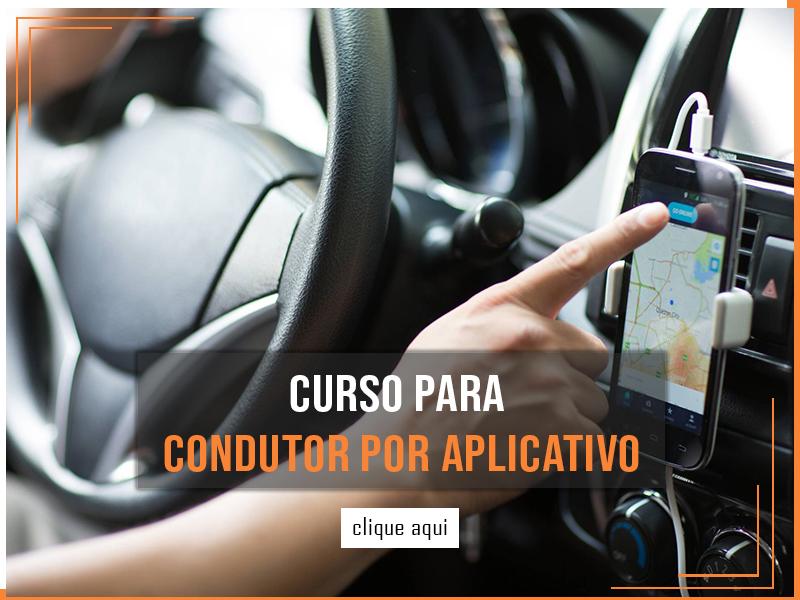 Curso para Condutor por Aplicativo